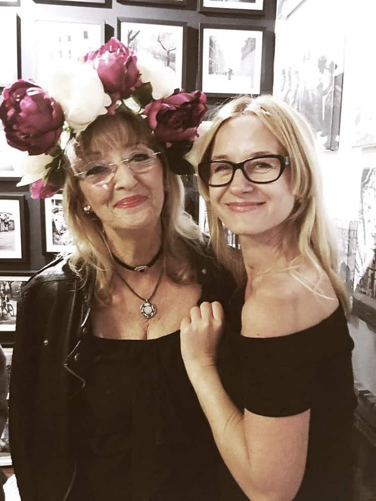 Bożena Siermantowska i Ewa Kozakiewicz