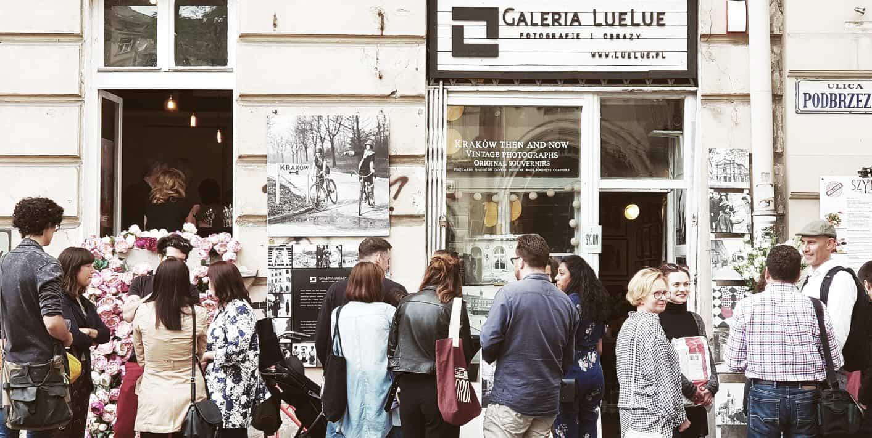 Miesiąc Fotografii w Galerii LueLue