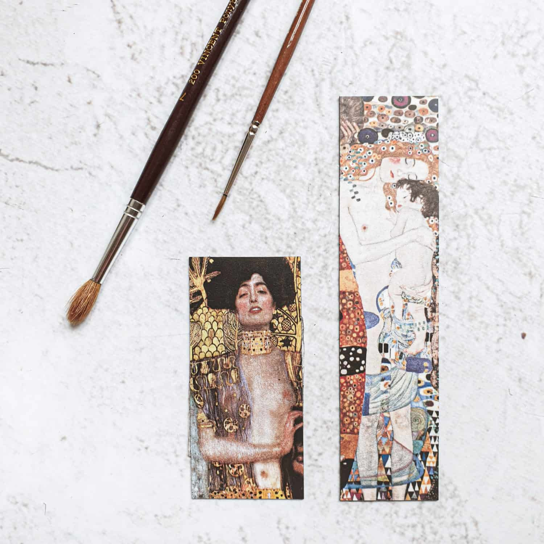magnes Gustav Klimt