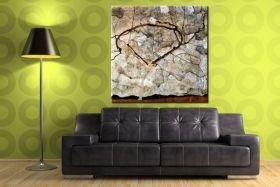 Jesienne drzewo na wietrze - Egon Schiele -  reprodukcja