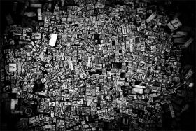 Abstrakcja – Litery