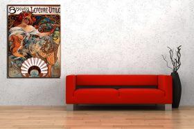Alfons Mucha - Lefevre utile