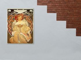 Alfons Mucha - Reverie