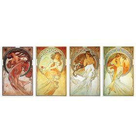 Alfons Mucha - The Arts