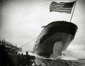 Wodowanie okrętu, USA