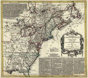 Ameryka 1756r.