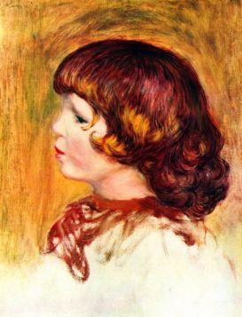 Coco - Auguste Renoir - reprodukcja