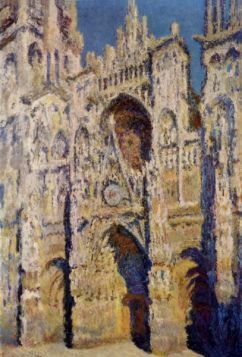Cathedral at Rouen by Monet
