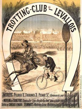 Poster - Rower - Levallois