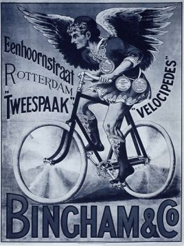 Poster - Rower - Bincham & co