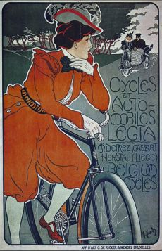 Cycles et Automobiles Legia, 1898