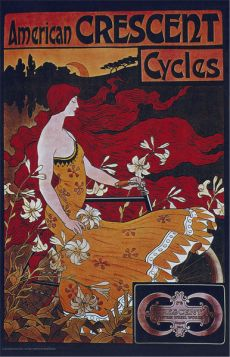 American Crescent Cycles, 1899