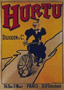 Poster - Rower - Hurtu