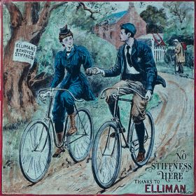 Poster - Rower - No Stiffness Here Thanks To Elliman