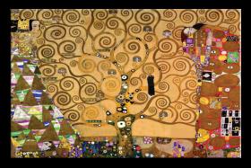 Drzewo życia (Tree of life) Gustav Klimt - reprodukcja