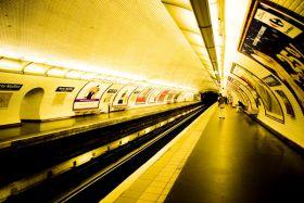 Metro, Paryż