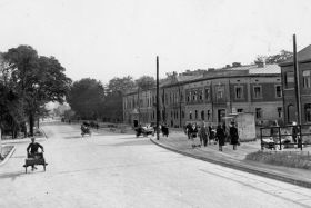Ulica Beskidzka