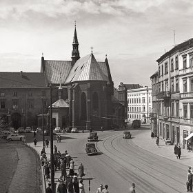 Ulica Franciszkańska