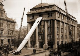 Budynek Kuriera Codziennego przy ul. Wielopole