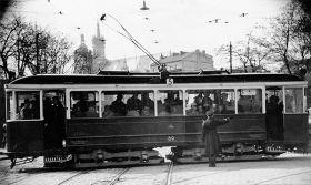 Krakowski tramwaj