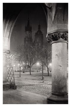 Kartka pocztowa – Kościół Mariacki