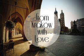 Kartka pocztowa – from Krakow with love