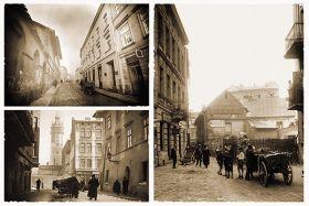 Kartka pocztowa – Kazimierz kolaż