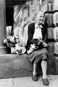 Jerzy Szot – kwiaciarka