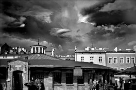 Bogdan Frymorgen – burzowy Plac Nowy