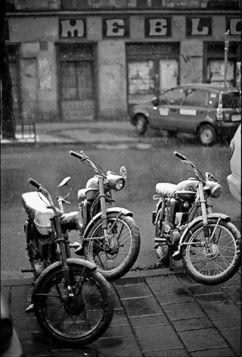 Bogdan Frymorgen – motocykle
