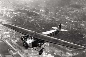 Samolot pasażerski, Warszawa