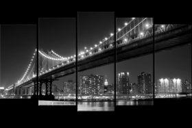 Brooklyn Bridge (BW)