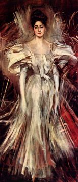 Fajerwerki - Giovanni Boldini - reprodukcja