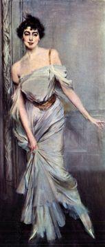 Pani Charles Max - Giovanni Boldini - reprodukcja