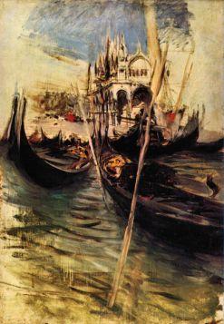 San Marco w Wenecji - Giovanni Boldini - reprodukcja