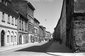 Ulica Józefa na Kazimierzu