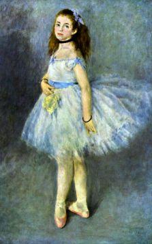 Baletnica - Pierre Auguste Renoir - reprodukcja