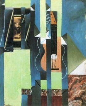 Juan Gris Guitar 2