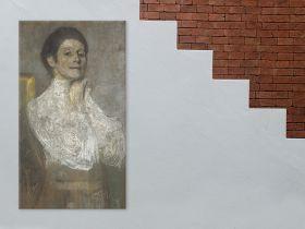 Olga Boznańska – autoportret II