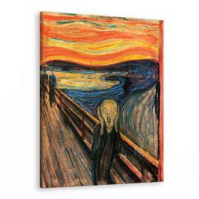 Krzyk - Edvard Munch - reprodukcja