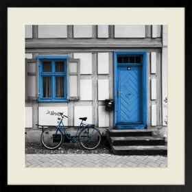 Rama z Passe-partout, Rower, Amsterdam