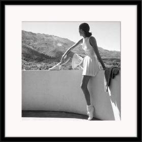 Obraz Passe-partout, Kobieta