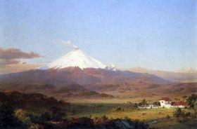 Frederick Edwin Church Cotopaxi, Ecuador 2