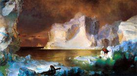 Frederick Edwin Church Iceberg