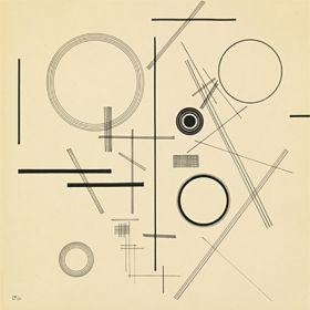 Bez tytułu - Wassily Kandinsky – reprodukcja