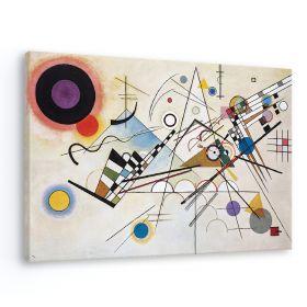 Kompozycja VIII - Wassily Kandinsky - reprodukcja