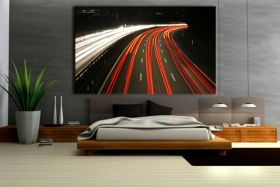 Abstrakcja - Autostrada