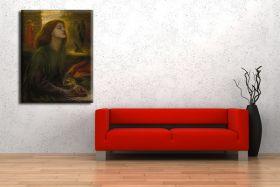 Beata Beatrix - Dante Gabriel Rossetti - reprodukcja