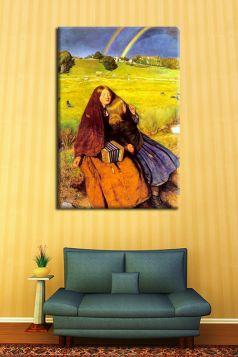 Niewidoma dziewczyna John Everett Millais