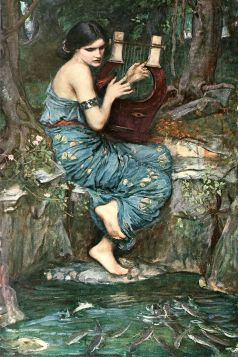 John William Waterhouse – The Charmer